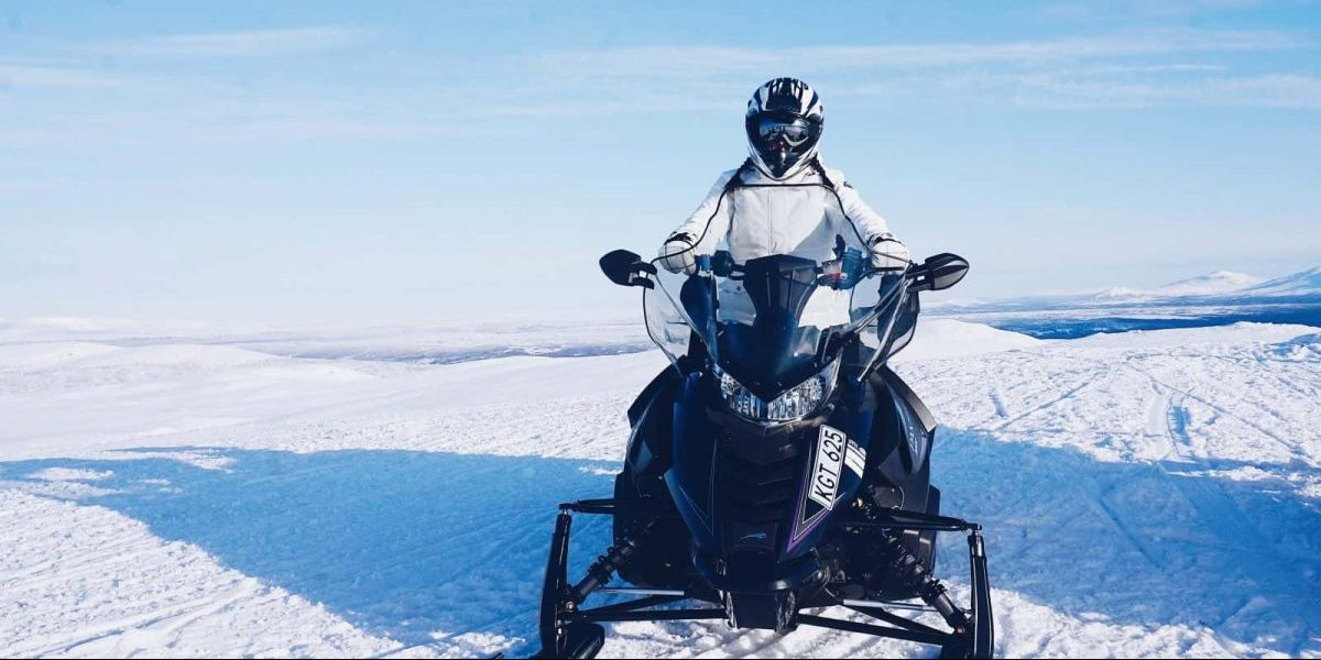 How To Measure Snowmobile Helmet Size
